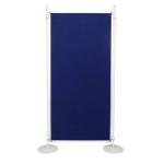 ESSELTE DISPLAY PANEL 90W X 180H CM BLUE