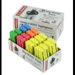 Stabilo BOSS Highlighter Pen Chisel Tip 2-5mm Line 5 Assorted Colours (Pack 48)