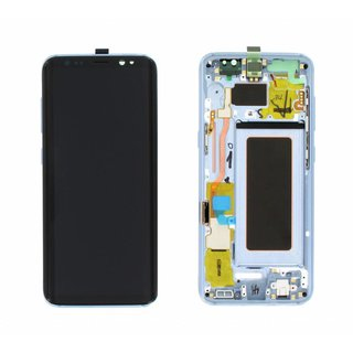 Samsung GH97-20457D mobile phone spare part Display Blue