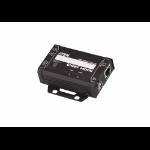 Aten VE811T AV extender AV transmitter Black