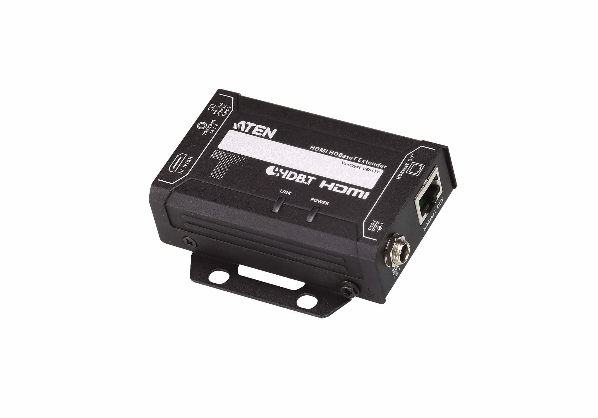 Aten VE811T AV transmitter Black AV extender