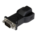 StarTech.com 1 Port USB to RS232 DB9 Serial Adapter with Detachable 6ft USB A to B Cable