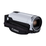 Canon LEGRIA HF R806 3,28 MP CMOS Videocámara manual Blanco Full HD