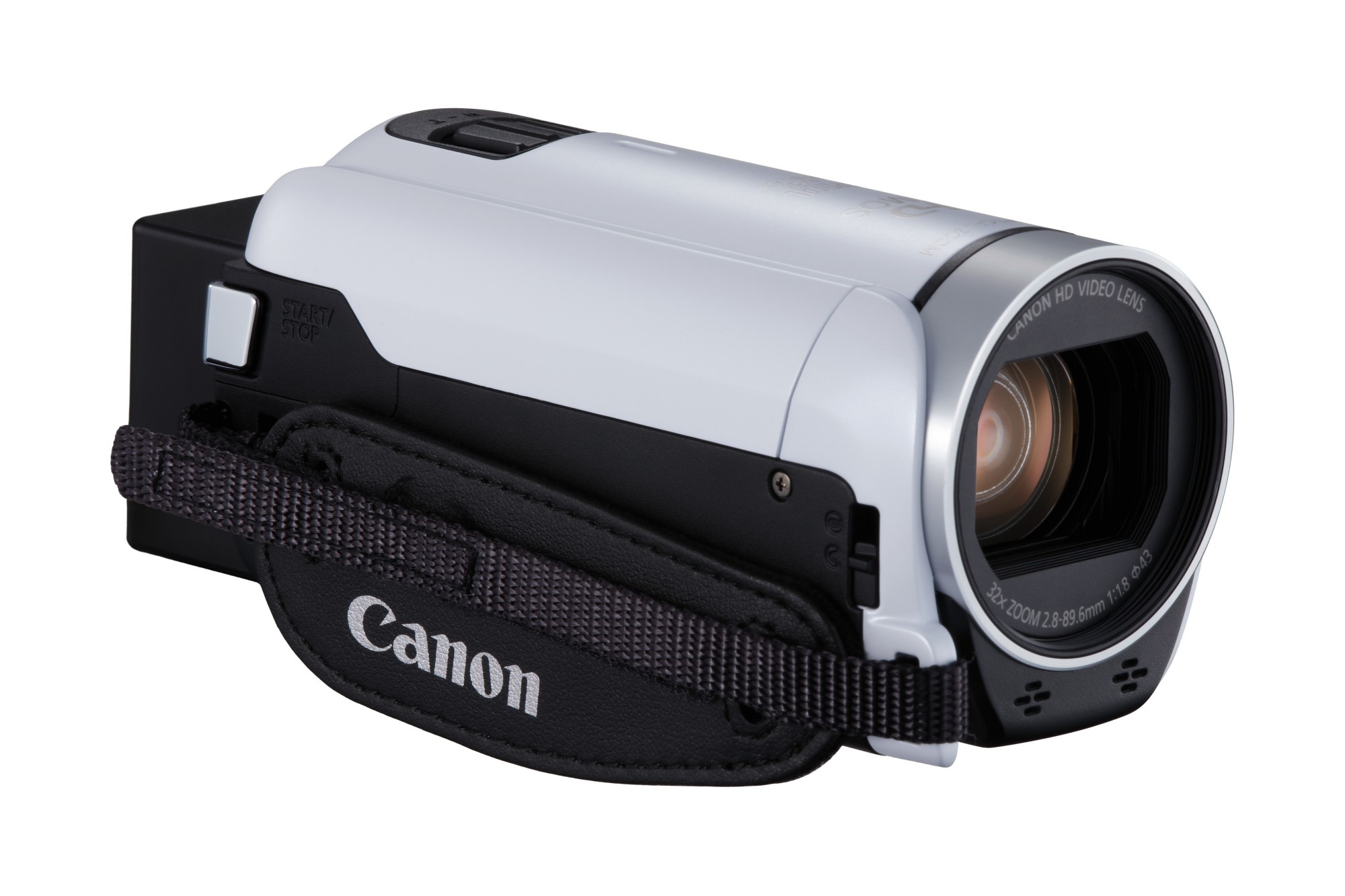 Canon LEGRIA HF R806 Videocámara manual 3.28MP CMOS Full HD Blanco