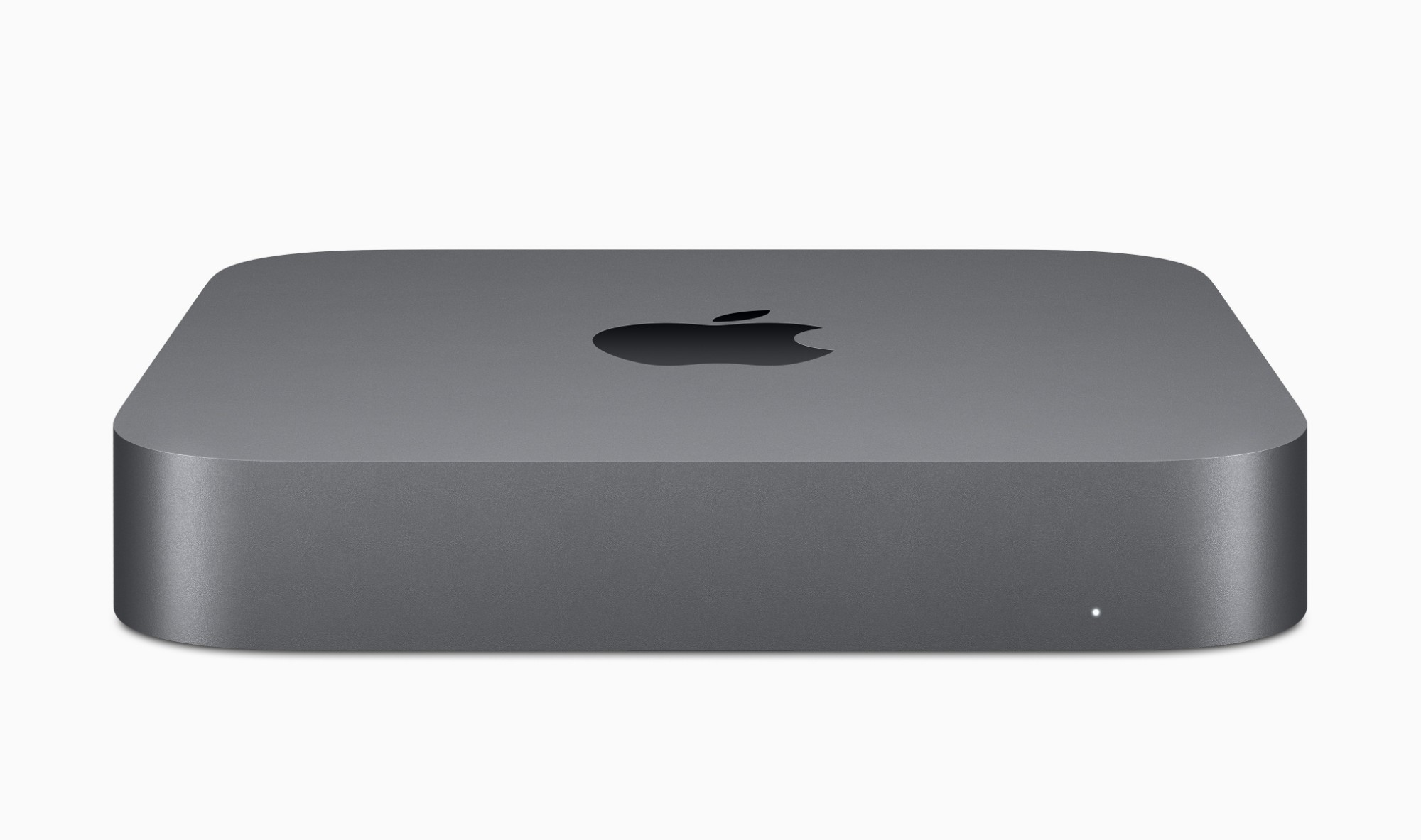 Apple Mac mini 8ª generación de procesadores Intel® Core™ i3 8 GB DDR4-SDRAM 256 GB SSD Gris Mini PC