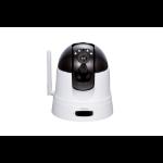 D-Link DCS-5222L Pan/Tilt/Zoom  IP Indoor Dome Cloud PTZ Wireless  Surveillance  Camera EU Plug