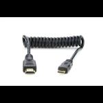 Atomos ATOMCAB009 0.65m HDMI Mini-HDMI Black HDMI cable