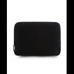 "Urban Factory URBAN SLEEVE notebook case 35.6 cm (14"") Sleeve case Black"