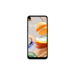 "LG K61 LMQ630EAW 16.6 cm (6.53"") Dual SIM Android 9.0 4G USB Type-C 4 GB 128 GB 4000 mAh Titanium"