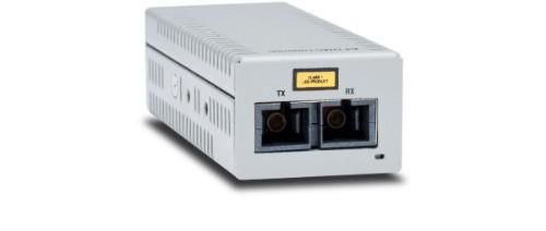 Allied Telesis DMC1000/SC 1000Mbit/s 850nm Multi-mode Grey network media converter