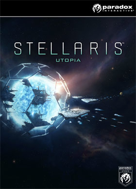 Nexway Stellaris - Utopia (DLC) Video game downloadable content (DLC) PC/Mac/Linux Español