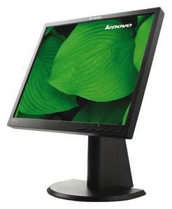 """Lenovo Flat Panel Performance ThinkVision L1900p 48.3 cm (19"""") 1280 x 1024 pixels Black"""
