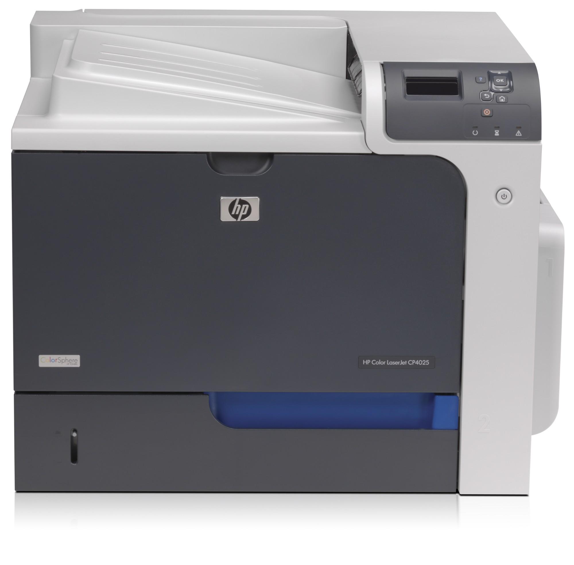 HP LaserJet Color Enterprise CP4025n Printer