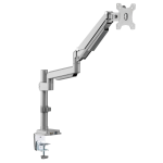 "Tripp Lite DDR1732SAL monitor mount / stand 32"" Clamp/Bolt-through Silver"