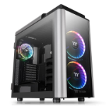 Thermaltake Level 20 GT RGB Plus Full-Tower Black, Silver computer case