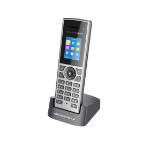 Grandstream Networks DP722 IP phone Black,Grey Wireless handset TFT 10 lines
