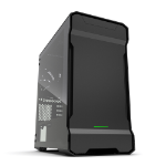 Phanteks Enthoo Evolv mATX Micro-Tower Black computer case