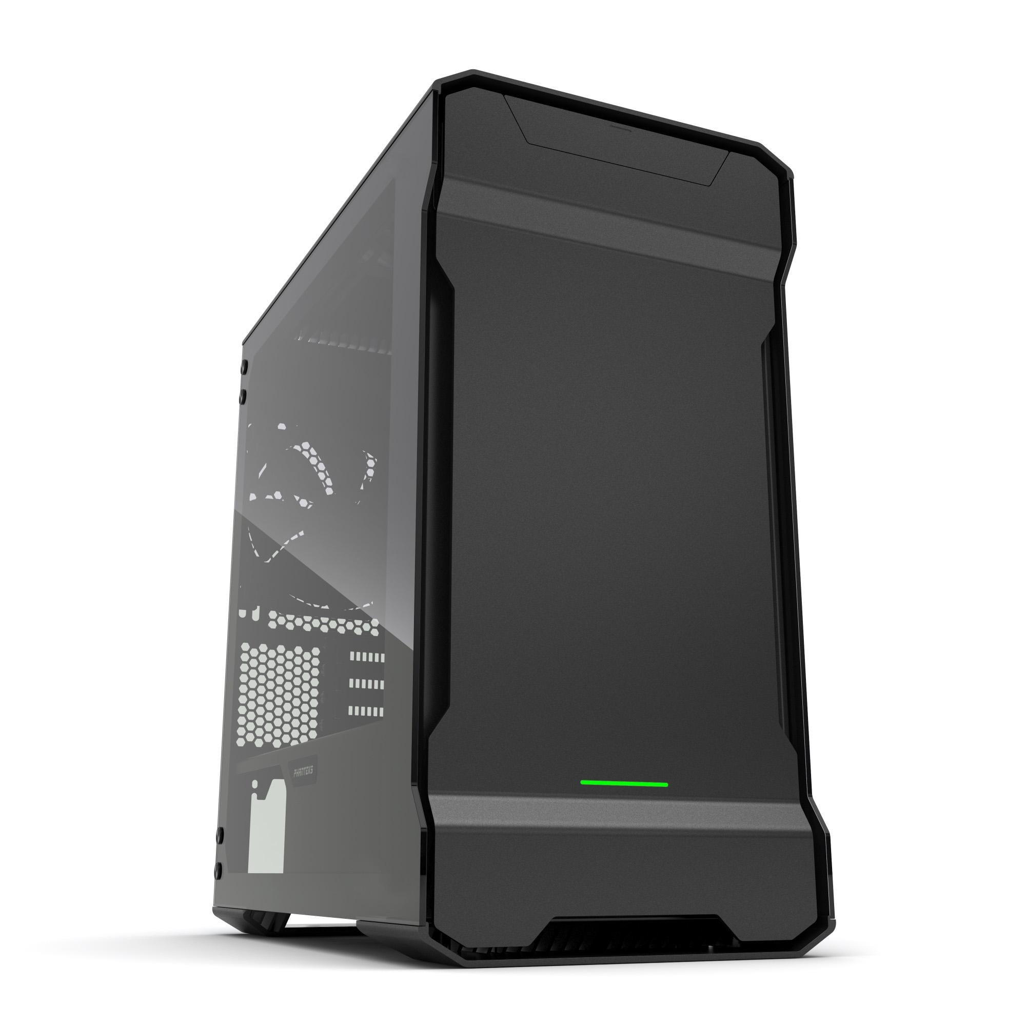 Phanteks Enthoo Evolv mATX Micro-Tower Black computer case