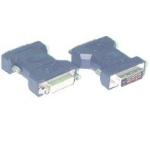 Microconnect MONCB DVI-D DVI 24+5pin Black cable interface/gender adapter