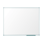 Nobo Classic Steel Magnetic Whiteboard 1800x1200mm with Aluminium Trim