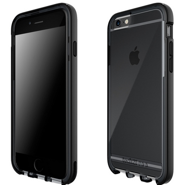 "Tech21 T21-5202 4.7"" Shell Black mobile phone case"