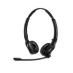 Sennheiser MB Pro 2 mobile headset Binaural Head-band Black Wireless