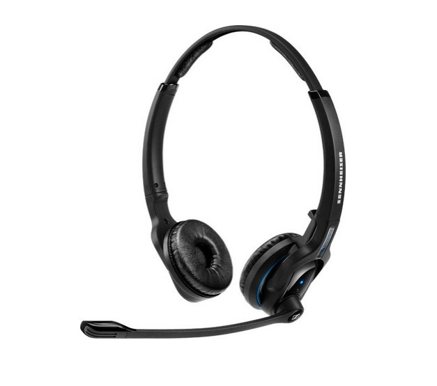 Sennheiser MB Pro 2 mobile headset Binaural Head-band Black Wireless