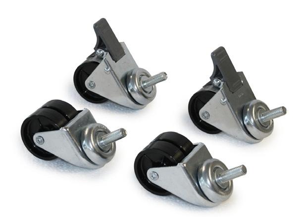 Prism Enclosures CASTOR-HD rack accessory Castor wheels