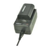 Duracell DRC5803 Indoor battery charger Black battery charger