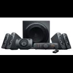 Logitech Surround Sound Speakers Z906 500 W Black 5.1 channels