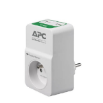 APC PM1WU2-FR surge protector 1 AC outlet(s) 230 V White