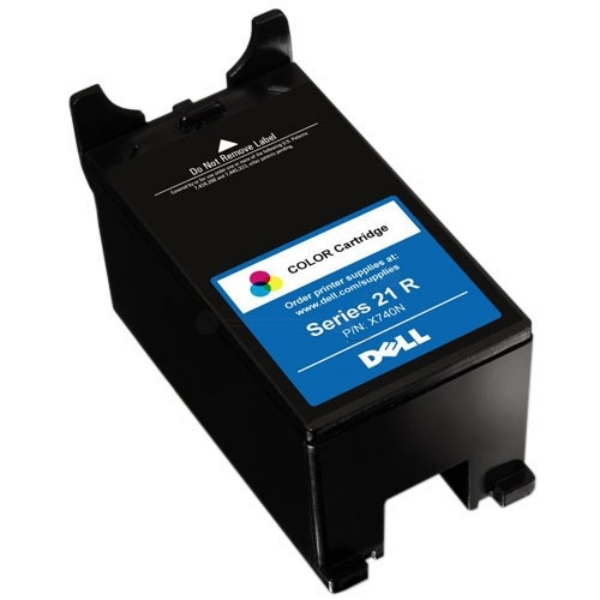 DELL 592-11334 (X740N) Ink cartridge color, 170 pages