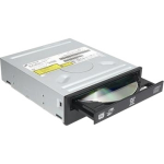 Lenovo 4XA0F28605 optical disc drive Internal Black DVD-RW