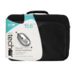 """Tech air TABUN29Mv4 notebook case 39.6 cm (15.6"""") Briefcase Black"""