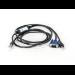 Vertiv Avocent USBIAC-7 cable interface/gender adapter USB, VGA RJ-45 Black, Blue