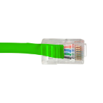 Videk Cat5e UTP RJ-45 networking cable 30 m U/UTP (UTP) Green