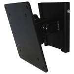 """Xvision LCDWMPT-S 23"""" Black flat panel wall mount"""