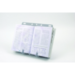 Fellowes Booklift document holder Plastic Silver