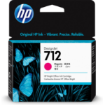 HP 712 29-ml Magenta DesignJet ink cartridge 1 pc(s) Original Standard Yield