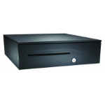 APG Cash Drawer T520-BL1616-M1 Metal Black cash tray