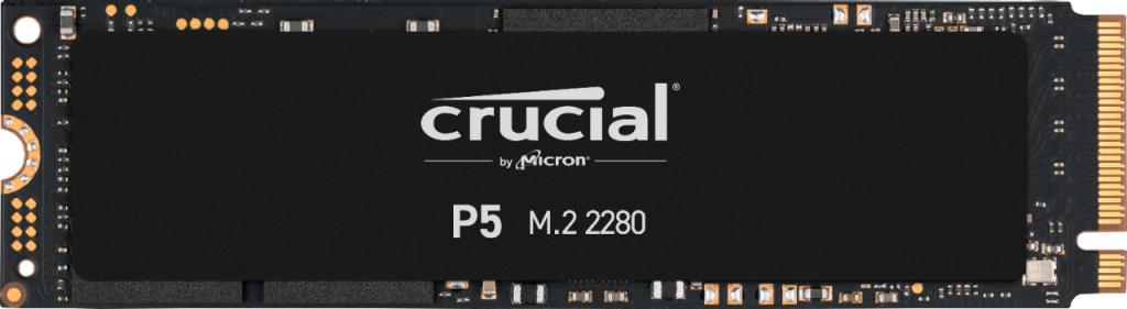 Crucial P5 M.2 1000 GB PCI Express 3.0 3D NAND NVMe