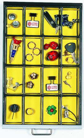Bisley BY00622 desk drawer organizer