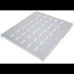 "Intellinet 19"" Fixed Shelf, 1U, 525mm Depth, Grey"