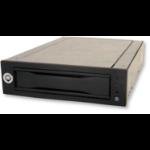 CRU Dataport DX115 Complete Assembly; SAS/SATA 6 Gbps; RoHS; Black; 500GB