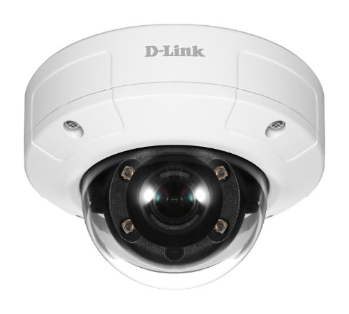 D-Link DCS-4633EV IP security camera Outdoor Dome White 2048 x 1536pixels