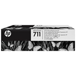 HP C1Q10A (711) Printhead, 12ml, Pack qty 4