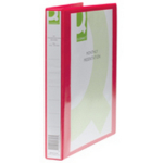 Q-CONNECT KF01326 ring binder A4 Red