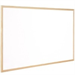 Q-CONNECT WHITEBOARD WOODFRAME 60X40CM