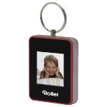 "Rollei Key Frame 200 1.5"" Black,Red,Silver digital photo frame"