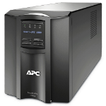 APC Smart-UPS Line-Interactive 1000VA 8AC outlet(s) Tower Black uninterruptible power supply (UPS)
